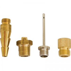 Accessories for the pneumatic tool