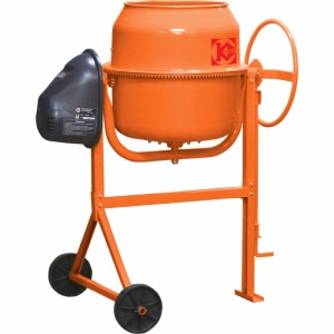 Concrete-mixers