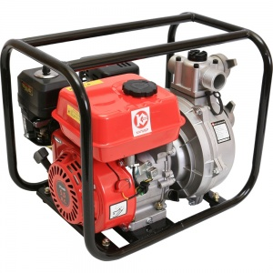 Motor pumps are benzine