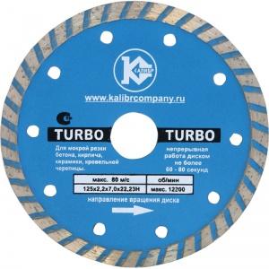 """ Caliber-TURBO"" 125kh22mm (art.130108)"